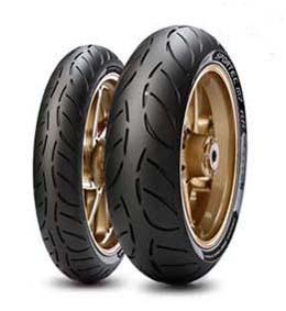 Metzeler Sportec M7 RR - MC dæk