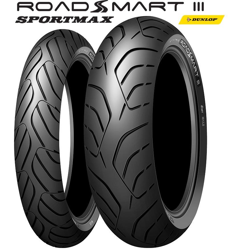 Dunlop Sportmax Roadsmart III - Sport Touring MC dæk
