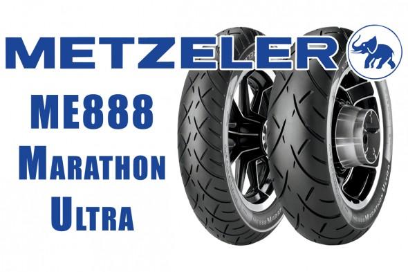 Metzeler ME888 Marathon Ultra dæk