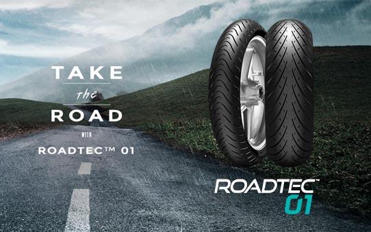 MC dæk Metzeler Roadtec01