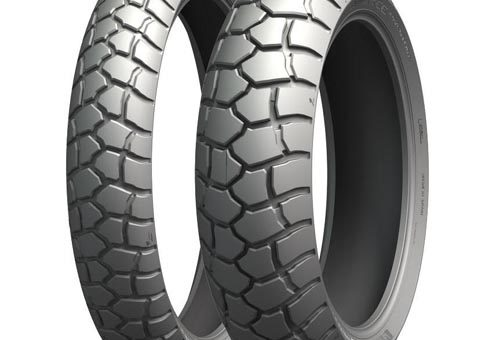 Michelin Anakee adventure dæk mc 2019