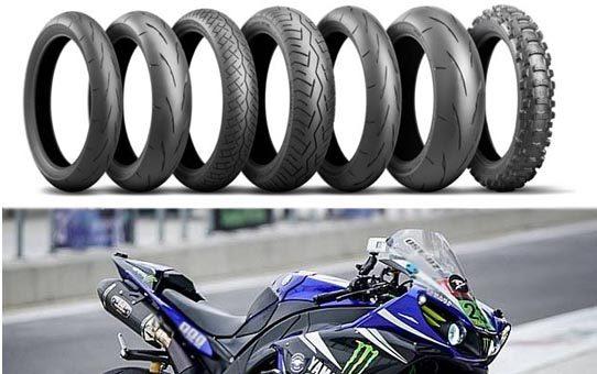 MC dæk 2020 Bridgestone ny