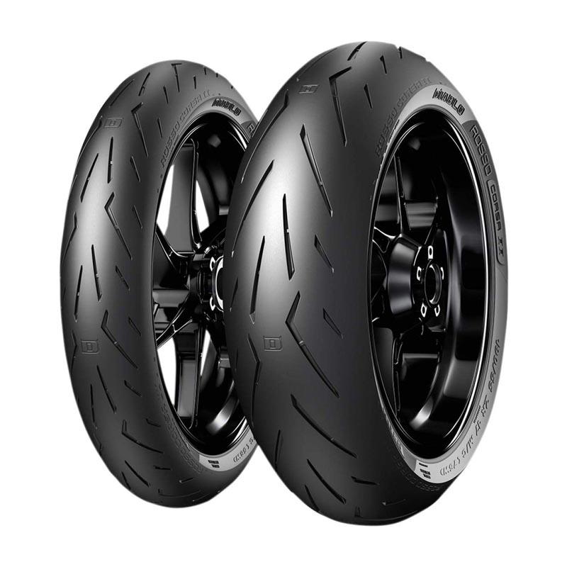 Diablo Rosso Corsa II dæk